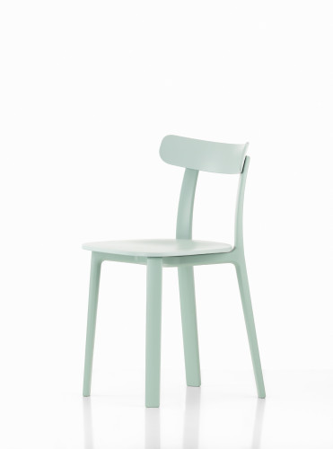 All Plastic Chair di Jasper Morrison per Vitra.