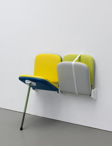 Magali Reus, Parking (Retainer), 2013.