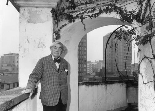 Giovanni Muzio, 1980. Foto: Gabriele Basilico.