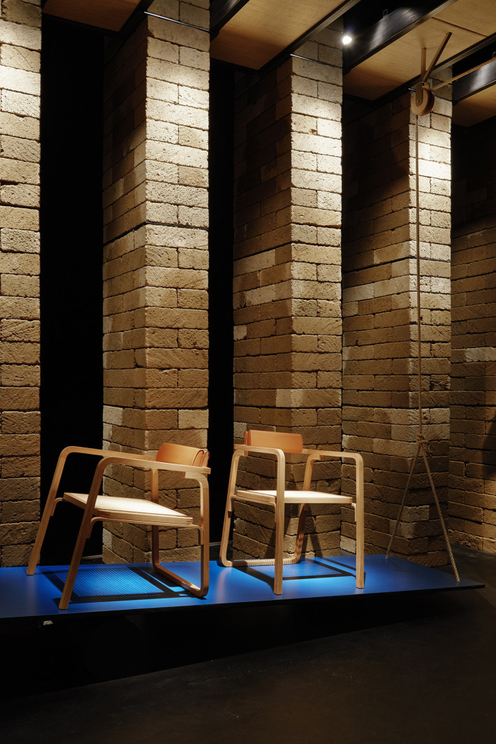 Hermès a Teatro, Milano. FuoriSalone 2016.