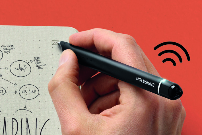 Smart Writing Set, Moleskine.