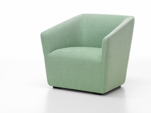 Occasional Lounge Chair di JasperMorrison per Vitra.