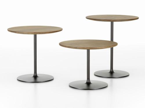 Occasional Low Tables di JasperMorrison per Vitra.