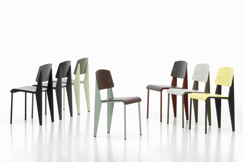 Sedie Ufficio Vitra : Standard chair vitra klat