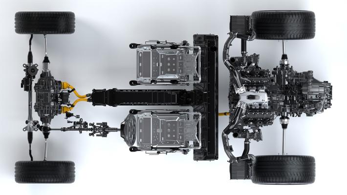 Nuova Honda NSX