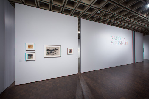 Nasreen Mohamedi, The Metropolitan Museum of Art,Breuer, New York.