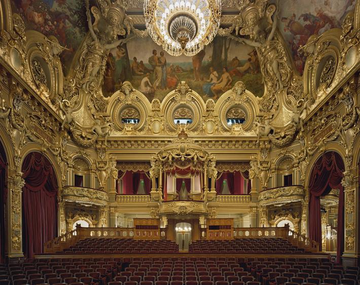 David Leventi, Opéra de Monte-Carlo, Monte Carlo, Monaco, 2009.