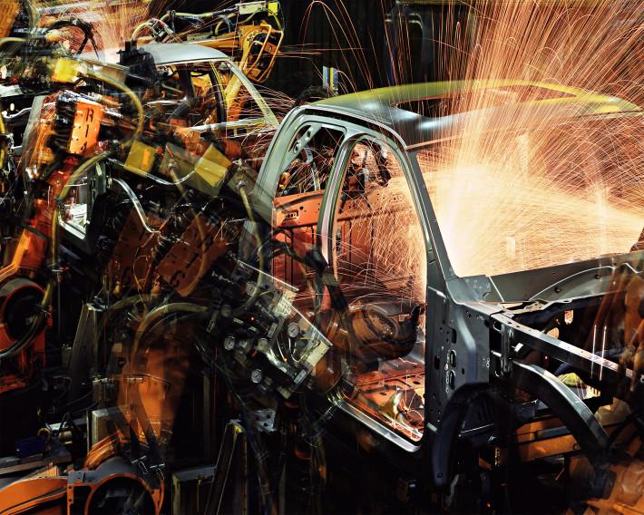 Floto+Warner, Chrysler 300, 2007.