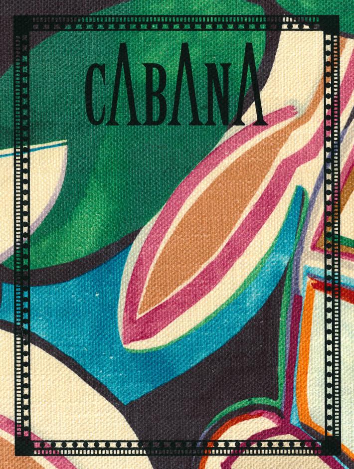 Copertina di Cabana Magazine, n. 4, ottobre 2015.