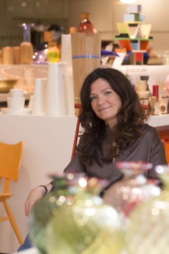 Cinzia Baldelli, responsabile acquisti area casa e design, La Rinascente.
