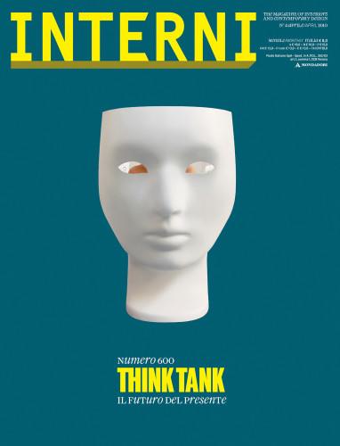 Interni N°600, Aprile 2010. Cover.