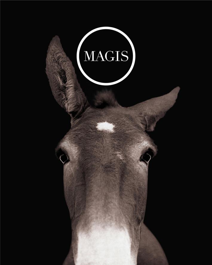 Copertina del catalogo Magis, 2007.
