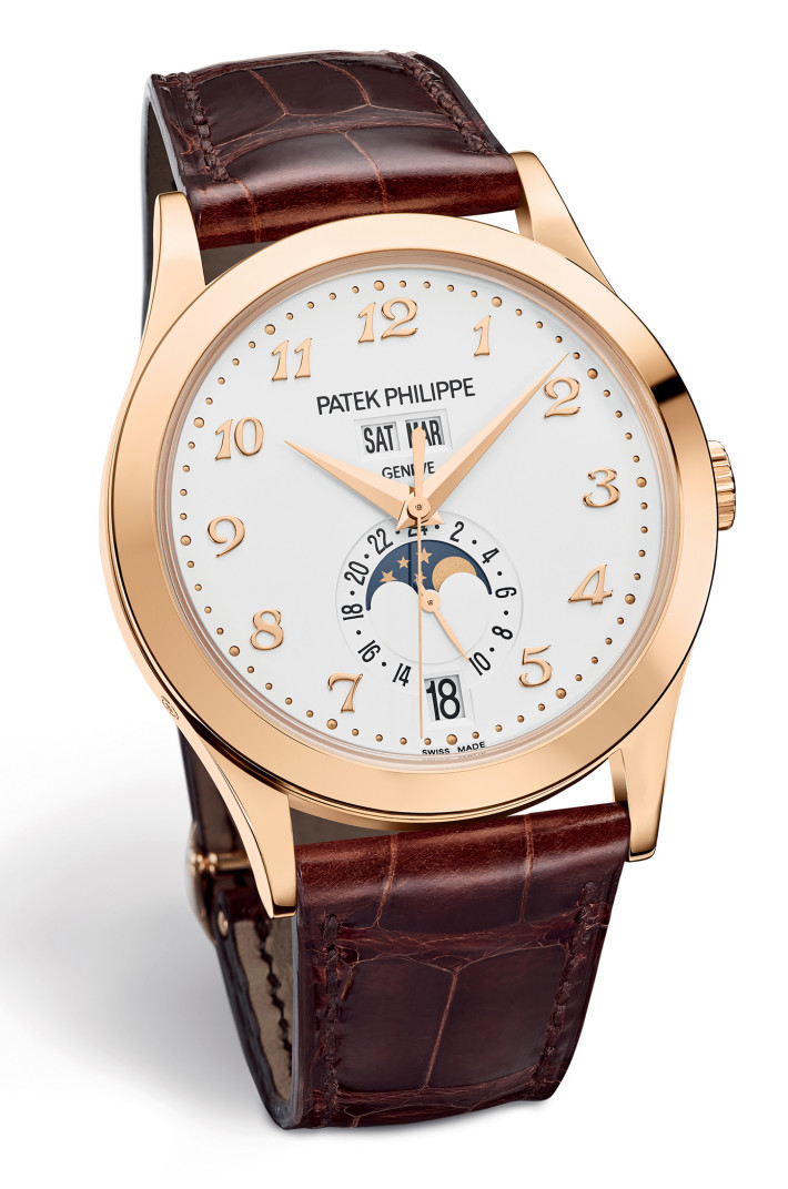 Calendario Annuale Ref. 5396, Patek Philippe.