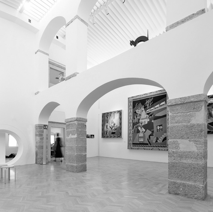 Casa d'arte futurista, founded by Fortunato Depuro in 1957 and opened to the public after its restoration by Renato Rizzi in 2009.
