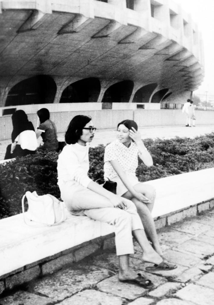 Giappone 1970 di Carlo Mollino.