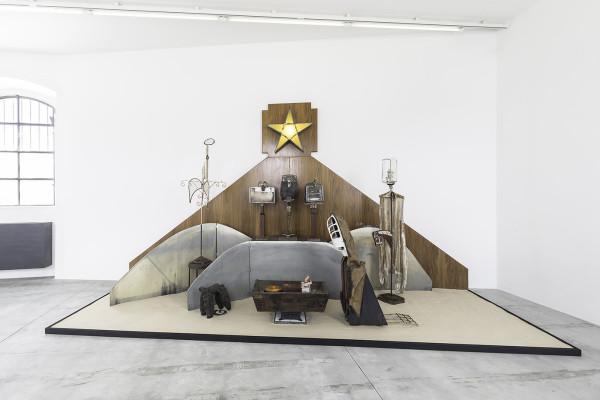 Edward Kienholz, The Nativity, 1961.