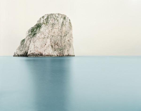 Francesco Jodice, Capri, The Diefenbach Chronicles, #003, 2013.