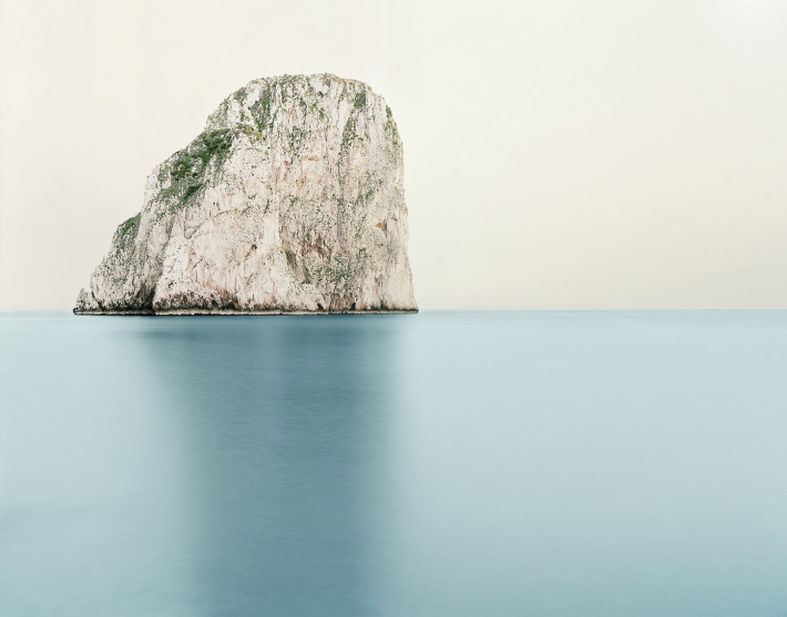Francesco Jodice, Capri, The Diefenbach Chronicles, #003, 2013.