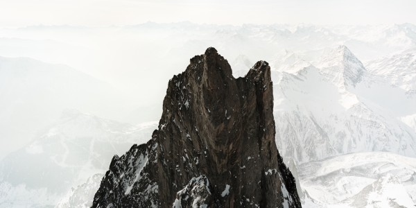 Francesco Jodice, Mont Blanc, Just things, #002, 2014.