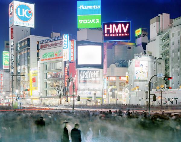 Francesco Jodice, What We Want, Tokyo, T03, 1999.