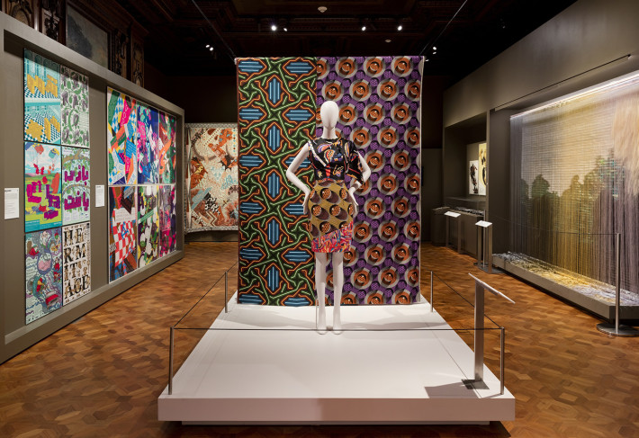 "Installation view of ""Beauty—Cooper Hewitt Design Triennial."" Photo: Matt Flynn. © 2016 Cooper Hewitt, Smithsonian Design Museum."