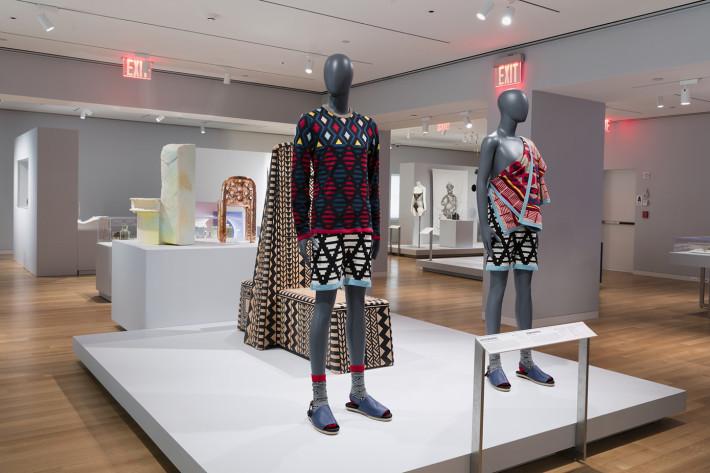 """Installation view of """"Beauty—Cooper Hewitt Design Triennial."""" Photo: Matt Flynn. © 2016 Cooper Hewitt, Smithsonian Design Museum."""