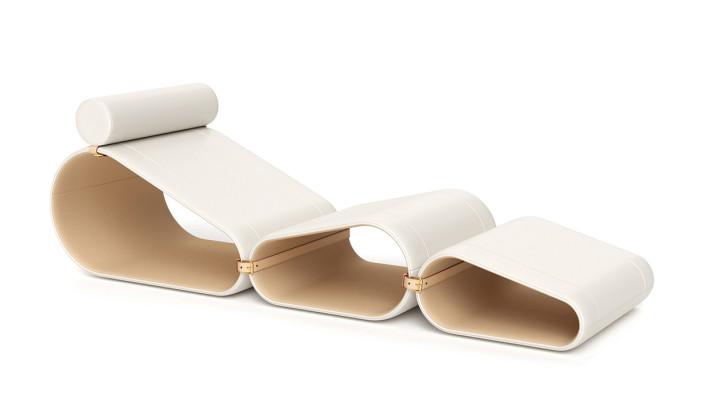 Marcel Wanders, Lounge Chair per Louis_Vuitton.