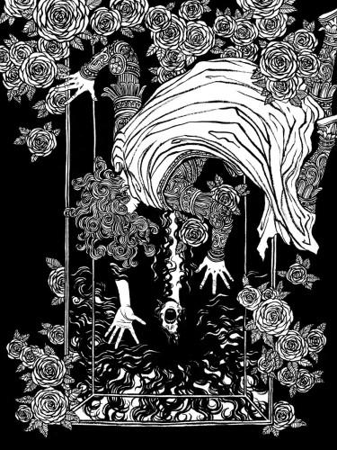 Poisoned. © 2015 Yuko Shimizu.