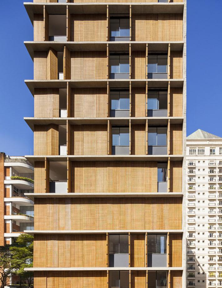 Vertical Itaim (Vitacon), San Paolo, Brasile, 2014. Progetto architettonico: studio mk27 - Marcio Kogan e Carolina Castroviejo. Foto: Pedro Vannucchi.