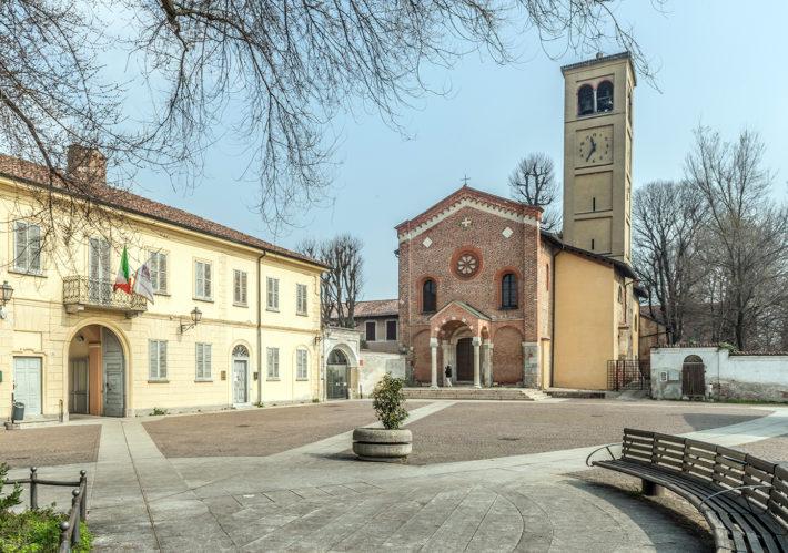 San Pietro all'Olmo, Cornaredo.