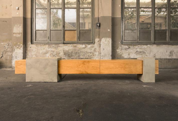 GM1, collezione Attraverso, design di Giacomo Moor, 0000. Foto: Delfino Sisto Legnani.