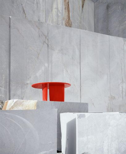 Francesca Ferrari, Paesaggi astratti - Barber & Osgerby Tobi-Ishi.
