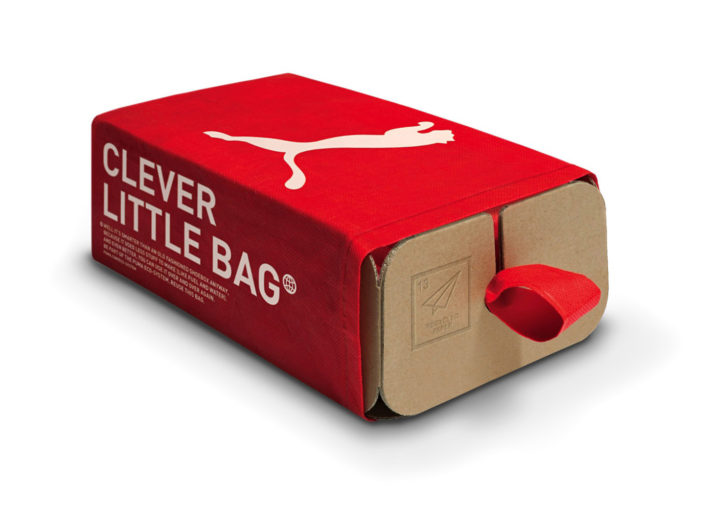 Yves Behar, Puma Clever Little Bag, 2010.