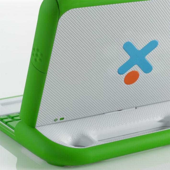 Yves Behar, OLPC XO Laptop, 2006.