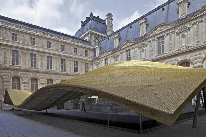 Nuovo Dipartimento delle Arti Islamiche, Museo del Louvre, Parigi, con Rudy Ricciotti, 2005-1012. © Philippe Ruault.