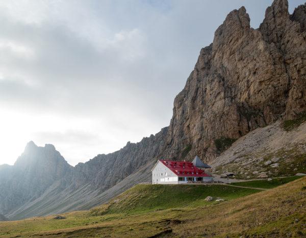Rifugio Alpe di Tires