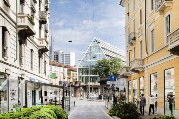 Fondazione Feltrinelli, Milano.