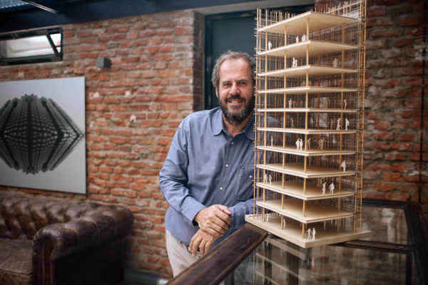 Mario Cucinella.
