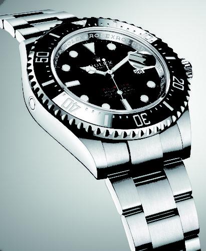 Oyster Perpetual Sea-Dweller, Rolex.