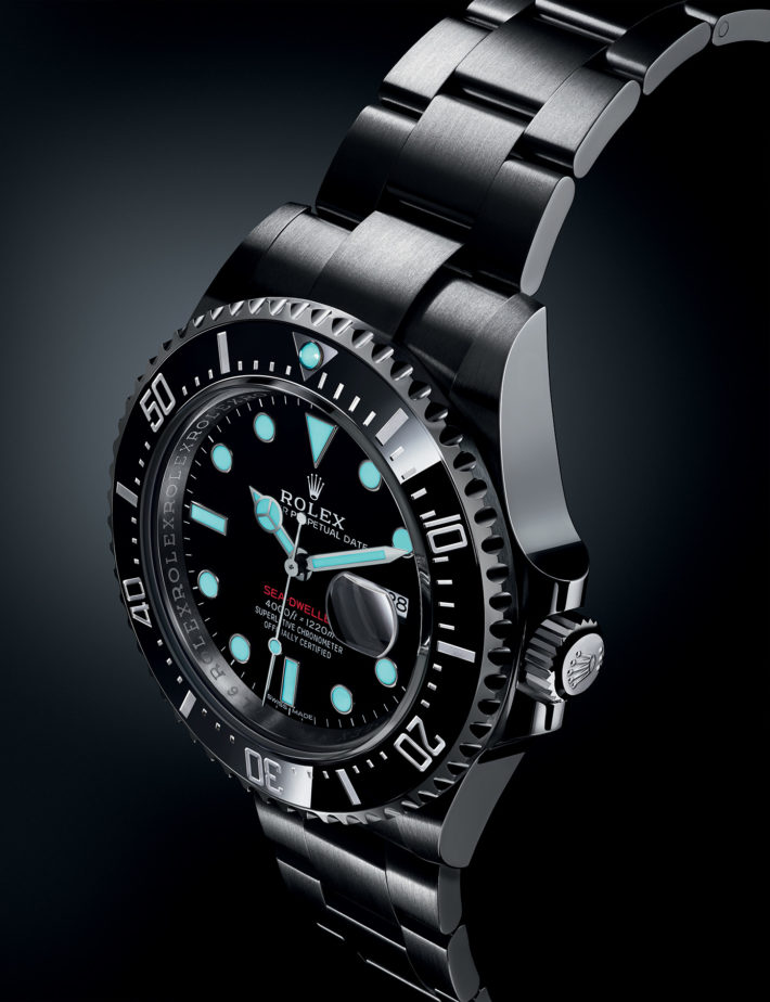 Oyster Perpetual Sea-Dweller, Rolex.