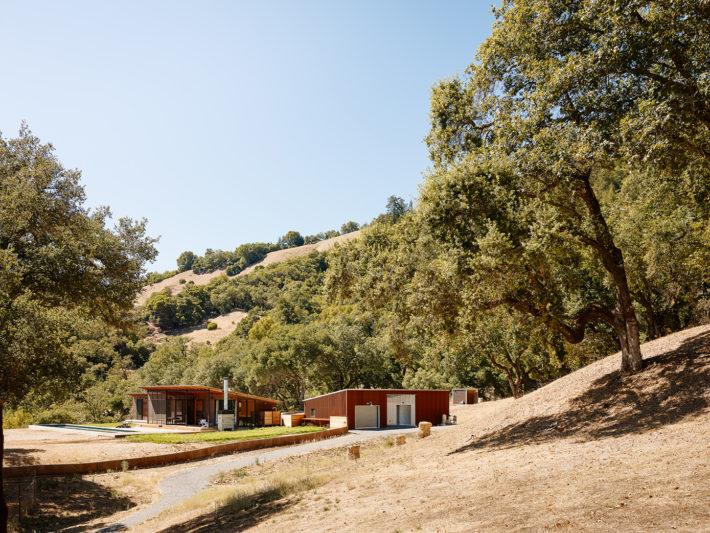 Camp Baird, Malcolm Davis Architecture.