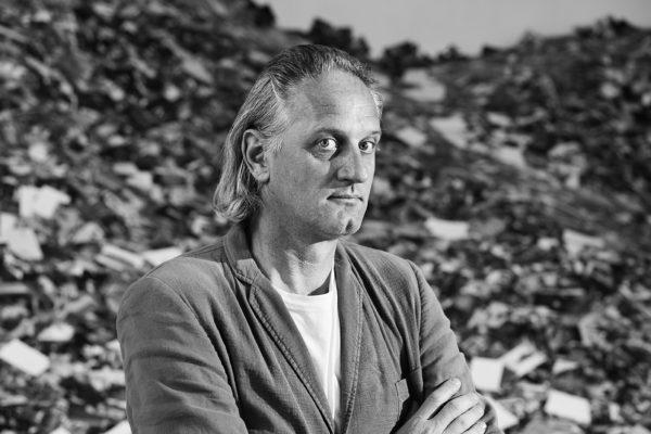 Erik Kessels. Photo: Cosimo Maffione.