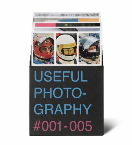 Useful Photography #1-#5 2000-2005.