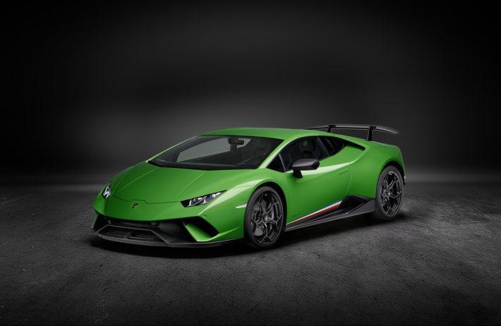 Huracán Performante, Lamborghini.