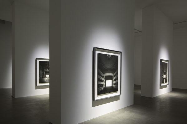 Hiroshi Sugimoto, Le Notti Bianche, Fondazione Sandretto Re Rebaudengo, Torino.