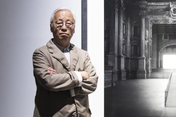 Hiroshi Sugimoto. Foto di Giorgio Perottino. Courtesy: Fondazione Sandretto Re Rebaudengo.