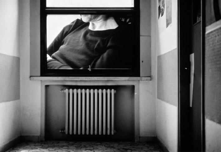 Persone, 1999, installazione permanente, MAPP (Museo d'Arte Paolo Pini), Milano