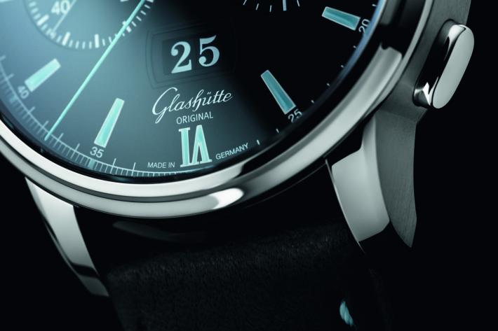 Senator Chronograph Panorama. Date, Glashütte Original.