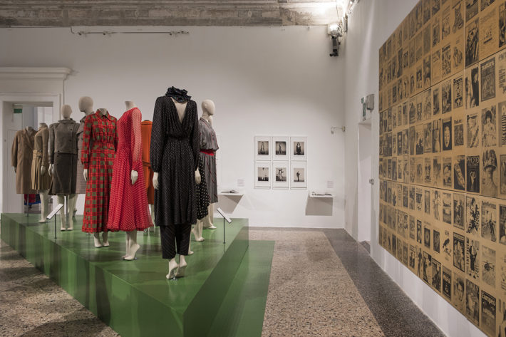 Italiana. Italy through the Lens of Fashion 1971-2001, Palazzo Reale, Milan, 2018.