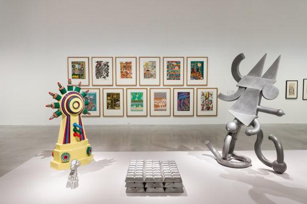 Eduardo Paolozzi. Lots of Pictures - Lots of Fun, Berlinische Galerie, Berlino, 2018
